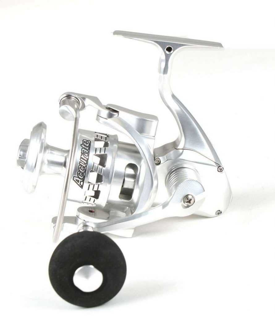 Accurate TwinDrag SR Spinning Reels