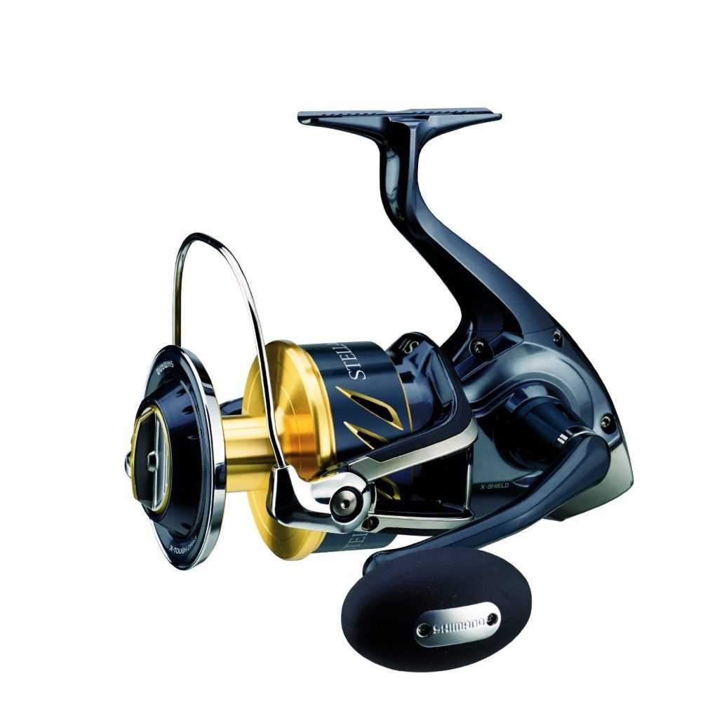 SHIMANO STELLA 20000 SW PG - Most expensive fishing reel